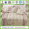 Luxury 100% Polyester Jacquard Patchwork Bedding Set