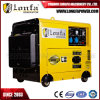 Home Use Single Phase 7kVA Silent Diesel Generator