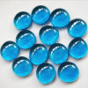Blue Landscaping Glass Pebble Stone