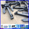 2640kgs ABS Carbon Steel CB711-95 Spek Anchor for Ship