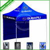 Light Weight Blue Color with Logo Printed Quick Tent