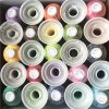 40W Multi-Color 100% Viscose Embroidery Thread 1000mts