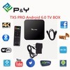 New Fashion Tx5 PRO S905X 2g 16g Quad Core Android 6.0 TV Box Kodi16.1 Support OEM