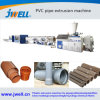Jwell Plastic Recycling PVC/UPVC/PPR/Mpp/HDPE Water Transportation/Water Supply/Water Drainage /Gas Supply/ Plastic Machine/Plastic Recycling Machine