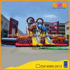 Aoqi Inflatable Fun City Racing Car Inflatable Slide for Sale (AQ1364)