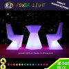 2016 New Design Diamond Furniture with LED Bar Furniture Lighted LED Bar Table Stool