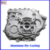 400 Ton Cold Chamber Machine Customized Automotive Engine Pump Cover Casting Parts