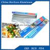 8011-O 0.011mm High Quality Household Aluminium Foil for Packaging