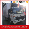 HOWO Carrier Light Refrigerated Truck