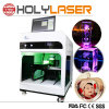 3D Photo Laser Crystal Inner Engraving Machine for Baby Footprint