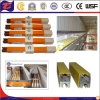 Heavy Current Insulated Safe Electric Crane Conductor Rail