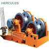 Hydraulic Electric Driven Rope Wireline Marine Winch