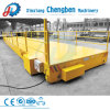 30ton Busbar Power Workshop Rail Transfer Electric Flat Cart Price