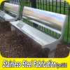 Custom Made Stainless Steel Seat Bench for Park and Garden