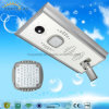 2018 New Design IP65 Outdoor Solar LED Street Garden Light with Lithium Battery