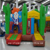 Cowboy Inflatable Kid Bouncer Slide Combo (AQ1324-5)