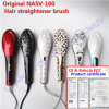 Professional Electric Ceramic Magic Hair Straightener Comb