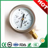 60mm Stainless Steel Pressure Gauge for Exporting Manometer with Ce
