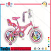 "2016 Children Bike with Basket and Back Support Hot Sale Kids Bicycle 12"" 16"" 20"""