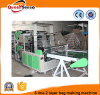 8 Line Two Layer T-Shirt Bag Cold Cutting Bag Machine