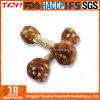 Tdh Delicious Natural High Quality Dog Snack Chicken Rice Dumbbell OEM ODM Pet Food