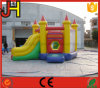 Inflatable Bouncer Combo with Slide for Kids