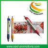 Novely Promotion Adversting Plastic Banner Pen