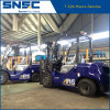 Snsc 3.5ton Diesel Forklift in Africa Sea Port