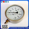 All Ss Safety Pressure Guage with Explosion Proof Layer