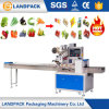 China Full Auto Horizontal Flour Fresh Fruit and Vegetable Packaging Machine in Factory Price for Farm Small Business