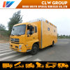 Factory Price Customized Street Fast Food Snacks/Fried Chicken/Hot Dog/Ice Cream Selling Truck