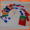 Good Quality 100g Knitted Polyester Hand Waving Flag