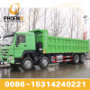 Low Price with Best Quality 375 HOWO Dump Truck Tipper on Hot Sale in Africa
