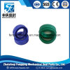Pneumatic Seal PU EU NBR Rubber Green, Blue Seal