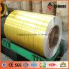 Gold Copper Champange Color Prepainted Aluminium Coil