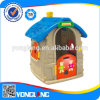Popular and Beautiful Plastic House with Voice Bell Yl-Hs002