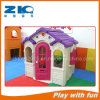 Commercial Indoor Playground Plastic Chololate Playhouse