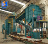 10 Tons Resin Sand Production Line / Resin Double Arms Sand Mixer