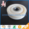 Custom Size ABS Plastic Cable Ball Bearing Pulley