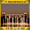 Aerated Spray Vertical Shooting Square Dry Fountain