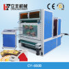 New Design Double PE Coated Die Punching Machine