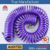 Hydraulic Hose Pneumatic PU Coil Air Pipe Hose (KS-1065-9M) Purple