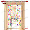 Birthday Wedding Party Items Paper Circle Dots Garland Colorful Hanging Banner Party Decor (B6011)