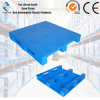 1100*1100 Heavy Duty Smooth Deck Plastic Pallet