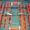 Building Painted H Scaffolding Frame