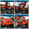 Used Doosan Wheel Excavator Doosan 140wv for Sale