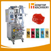 Four-Side Seal Peanut Butter Bag Packing Machine/Paste Sachet Sealing Machine