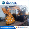 China Best 13.5tons Wheel Excavator with Hydraulic System