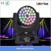 RGBWA UV 36X 15W Zoom LED Moving Head Light