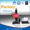 Pneumatic DOT Pin Marking Machine with Rotary Chuck, Rolling Marking